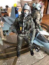 Dragon Bbi F-18 Hornet Aviator Pilot Cougar  Top Gun Elite Force