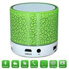 LED MINI Portable Wireless Bluetooth Speaker A9 TF USB Music Sound Subwoofer Box