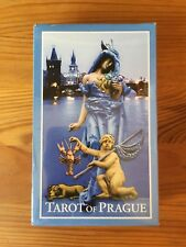 NEW SEALED Tarot of Prague 2nd Edition OOP HTF