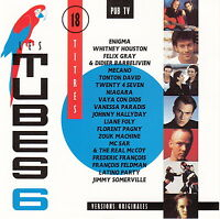 Compilation CD Les Tubes 6 - France (M/M)