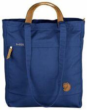 Fjallraven Totepack No.1 Unisex Medium Blue Polyester Shoulder Bag F24203-527