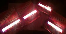 VINTAGE, CHRISTMAS LIGHTS BY NOMA CAT. NO. 3010 IN ORIGINAL 4 BOXES