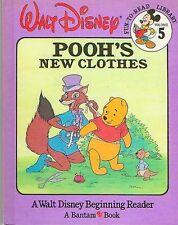 Poohs New Clothes (Walt Disney Fun-To-Read Librar