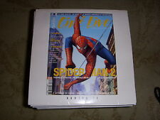 CD PROMO BANDES ANNONCES FILM CINE LIVE 77 03.2004 SPIDERMAN METROPOLIS STARSKY
