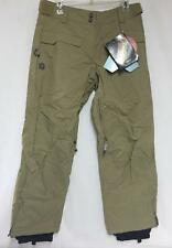 Sessions Women's Angel Snowboard Snow Ski Pants Size Medium Color Split Pea NEW
