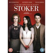 Stoker DVD
