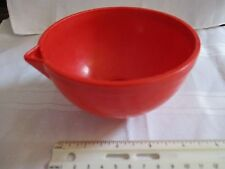 Fisher Price Fun with Food Mixer Red Bowl Center Part Kitchen Mixing Piece toy