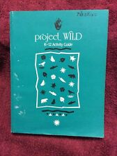 Project Wild Curriculum Four Volumes