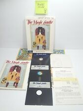 Mindcraft THE MAGIC CANDLE For IBM PC Complete Great Condition With 1990 Receipt