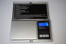 BL Scale MS-50 Feinwaage 50g / 0,01g Taschenwaage Digitalwaage Goldwaage Waage