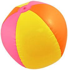 Inflable Beachball 60 Diametro Largo-Perfecto para Crazy Partes!!!