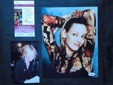Uma Thurman Rare! signed 8x10 photo JSA cert PROOF!!