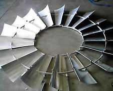 Aermotor Windmill Wheel for 8ft A602  with spokes, sections assembled, new