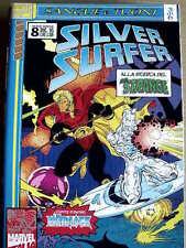 Silver Surfer n°8 1995 ed. Marvel Italia   [G.190]