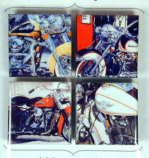 Harley Davidson Motorcycles Refrigerator Magnets Made in the USA Free Shipping