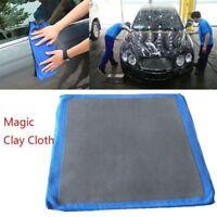 Professional Clay Bar Mitt Towel Fine Grade Car Detailing Cleaning Cloth 30*30cm