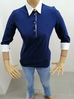 Maglia FRED PERRY Donna Taglia Size L Sweater Woman Pull Femme P 7199