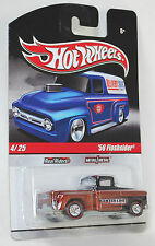 Hot Wheels Delivery Slick Rides Custom 56 Flashsider REAL RIDERS 1:64