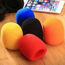 5 x Handheld Microphone Sponge Foam Covers Windshield Mic Windscreen for Karaoke