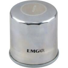 Emgo Chrome Oil Filter L10-82222 Yamaha XVZ1300 TF Royal Star Venture US 1999-09