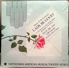 LADY, BE GOOD! : FRED ASTAIRE 1924 SOUNDTRACK LP GERSHWIN (P 14271) 1977 SEALED!