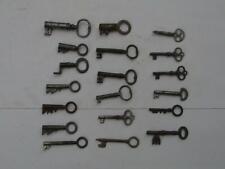 More details for job lot / bundle 19  georgian / victorian vintage keys boxes , cabinets etc  #72