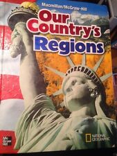 Our Country's Regions by MacMillan and Macmillian/McGraw-Hill (2005, Paperback)