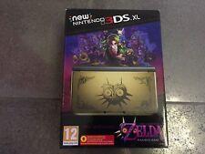 Nintendo 3ds XL Zelda Majora's Mask Limited Edition