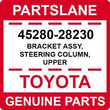 45280-28230 Toyota OEM Genuine BRACKET ASSY, STEERING COLUMN, UPPER