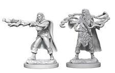 Human Sorcerer - Male - Wizkids Miniatures - Dungeons & Dragons - WZK72628