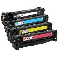 4PK Compatible CF400X -CF403X Toner Cartridge For HP LaserJet M252 M277dw M252dw