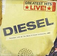 Greatest Hits Live 9341004010482 by Diesel CD