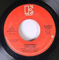 Country 45 Eddie Rabbit - Suspicions / I Don'T Wanna Make Love On Elektra