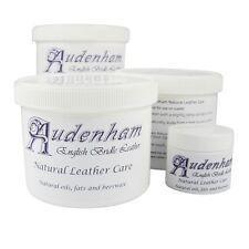 Audenham English Bridle Leather Natural Leather Conditioner