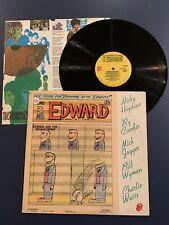 JAMMING WITH EDWARD LP Vinyl VG+/VG+