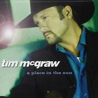 Place in the Sun - Audio CD By TIM MCGRAW - VERY GOOD