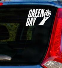 Green Day Rock Music Stickers