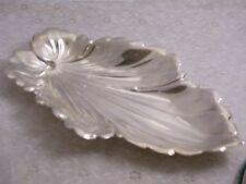 Sterling Fisher 2256 bowl oblong leaf 250.4 gram Not Scrap