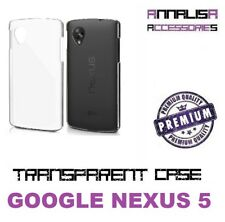 COVER TRANSPARENTE GOOGLE NEXUS 5 D820 FUNDA PROTECCIÓN TPU TRANSPARENT CASE