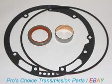 **COMPLETE**Front Pump Reseal Kit with Bronze Bushing--Fits ALL C6 Transmissions