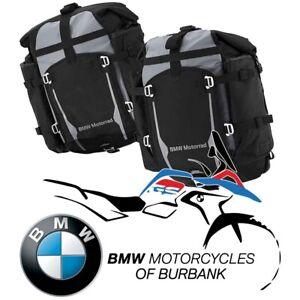 Atacama Soft Side Pannier Kit Genuine BMW Motorrad Motorcycle