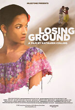 Losing Ground R2015 U.S. One Sheet Poster