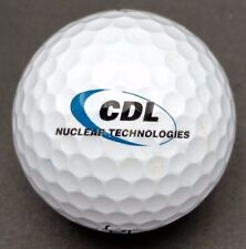Cdl Nuclear Technologies Logo Golf Ball (1) Titleist Pro V1 PreOwned