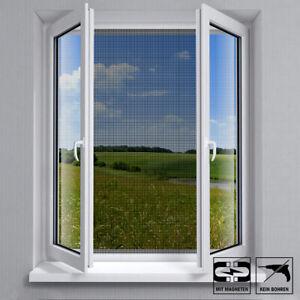 Insektenschutz Moskitonetz Mückenschutz Fliegengitter Magnetbefestigung Fenster