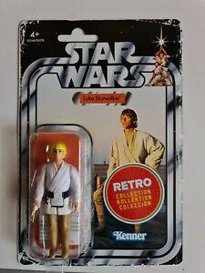 Star Wars kenner Retro Collection Luke Skywalker Figure