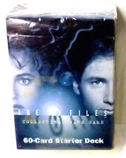 X-Files CCG 2nd Edition Sealed Random Starter Deck 1997 US Games