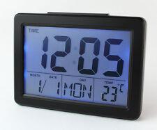 LCD Horloge Numérique Réveil Station météorologique ALARME MONTRE (2619s)