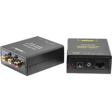 Pro2 Composite Video Cat5 Extender Stereo Audio With IR Balun