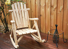Sorrento Outdoor Living Adirondack Rocking Chair