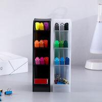 Sn _4 Grille Bureau Stylo Support Crayon Cosmétique Maquillage Rangement Boîte